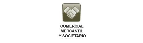Sector Comercial, Mercantil y Societario