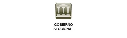 Sector Gobierno Seccional