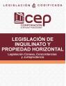 Legislación de Inquilinato y Propiedad Horizontal