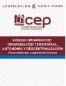 Código Orgánico de Organización Territorial, Autonomía y Descentralización