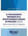 El Procedimiento Ordinario en el Código Orgánico General de Procesos