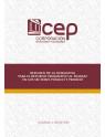 Resumen de la Normativa para el retorno progresivo al trabajo para el sector Privado y Público