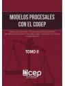 Modelos Procesales con el COGEP Tomo II
