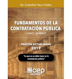 Fundamentos de la Contratación Pública LOSNCP - RGLOSNCP