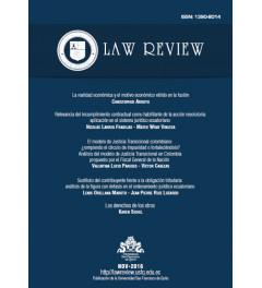 Revista de Universidad San Francisco de Quito Law Review Volumen III