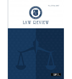 Revista de Universidad San Francisco de Quito Law Review Volumen IV