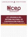 Ley Orgánica del Sistema Nacional de Contratación Pública Tomo I