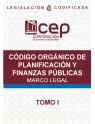 Código Orgánico de Planificación y Finanzas Públicas Tomo I