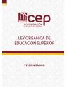 Ley Orgánica de Educación Superior Básica