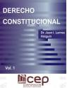 Derecho Constitucional Tomo I
